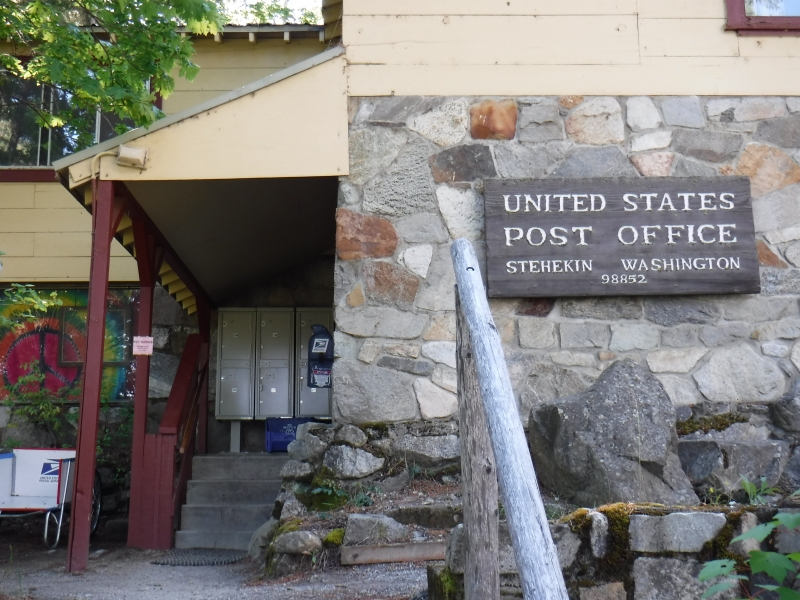 Stehekin Post Office