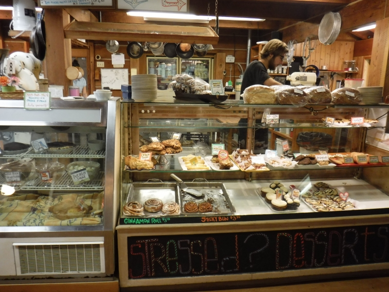Stehekin Bakery