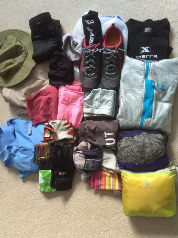 All the clothes I need