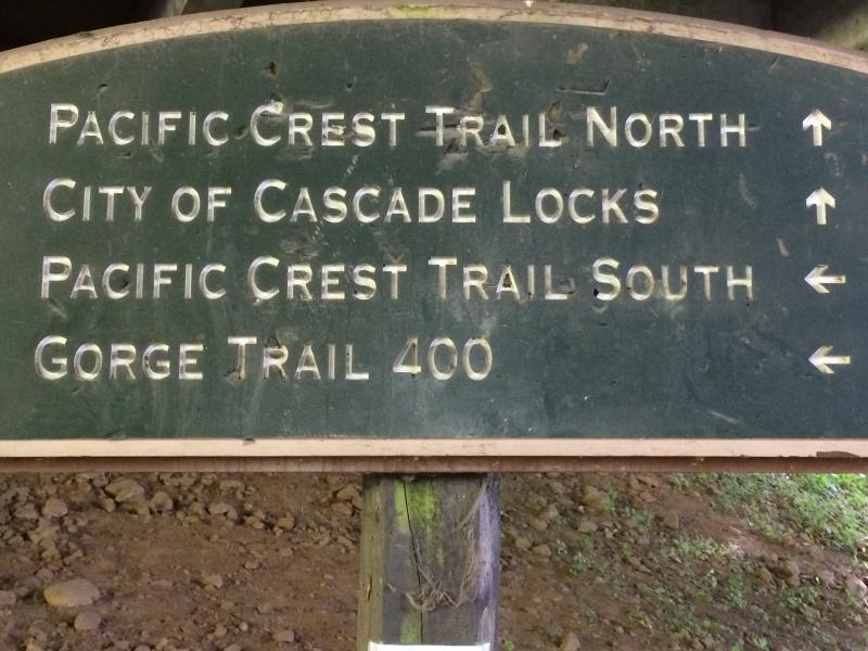 In Cascade Locks