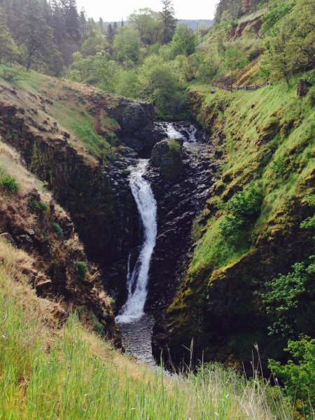 Mosier Falls OR