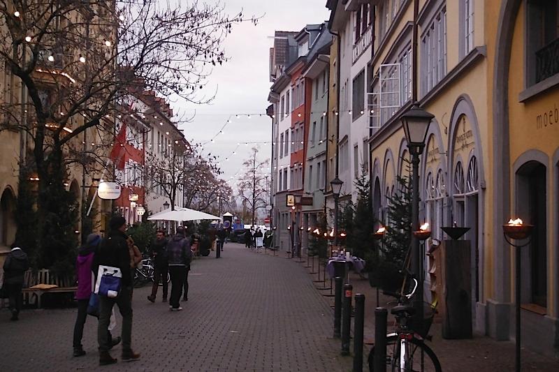 Downtown Konstanz