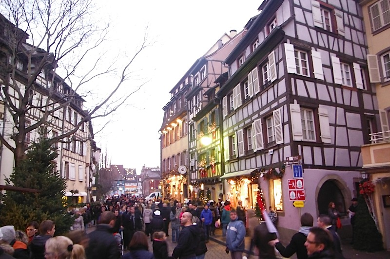 One of the nicest Christmas markets