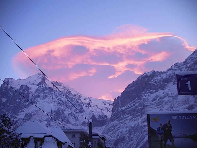 Sunrise Grindelwald