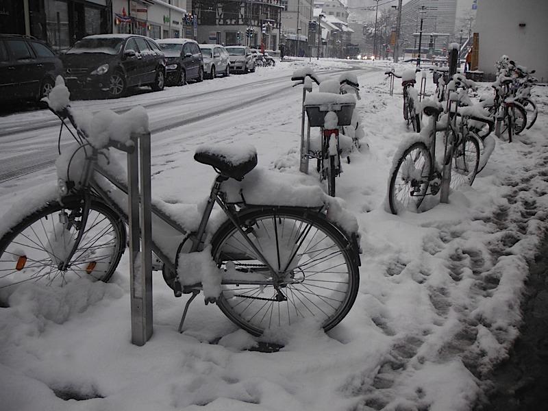 Luzern commuters
