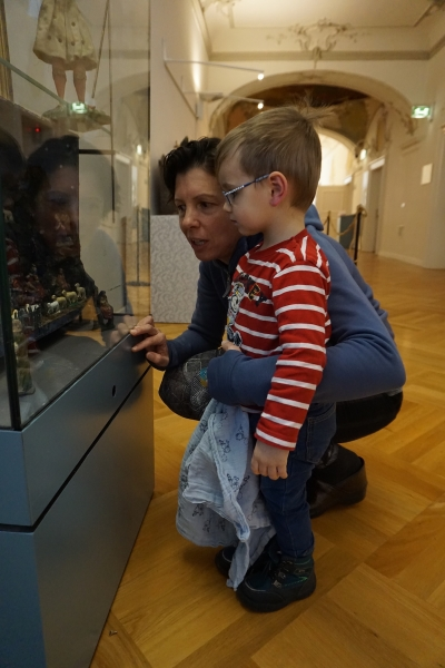 Museum with the kids