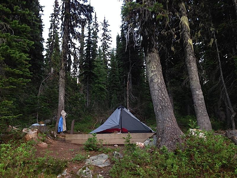 Big Peters Lake Camp