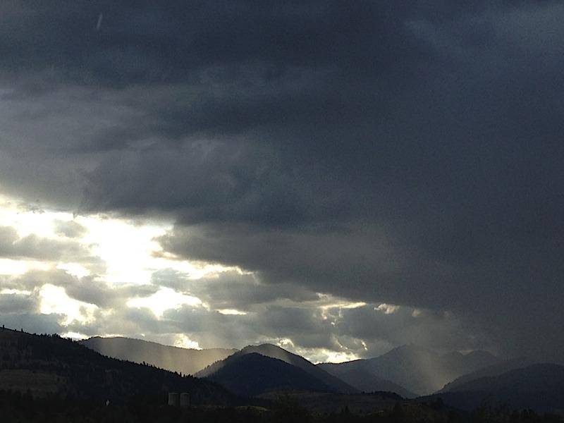 Winthrop Sky