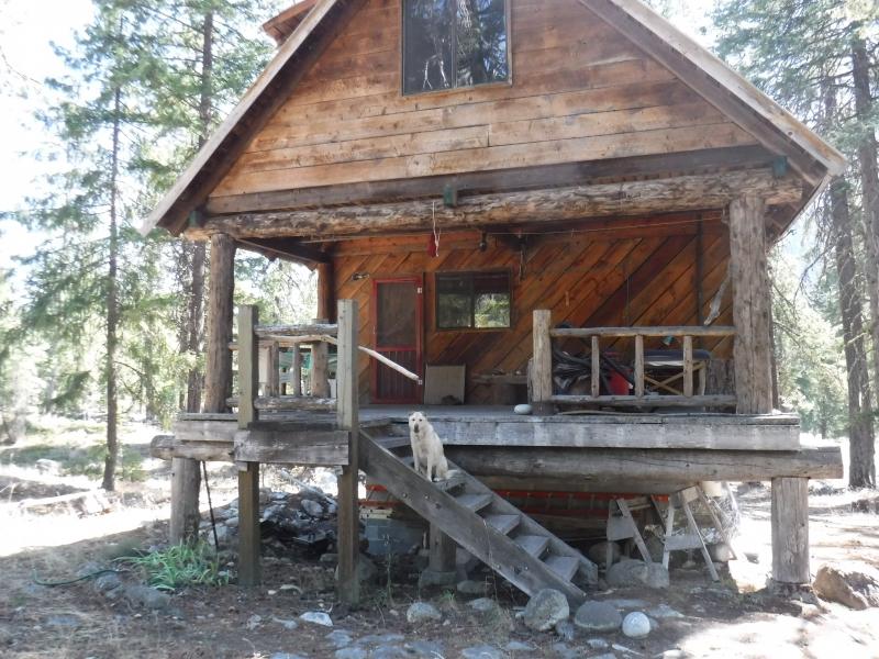 Our home in Stehekin