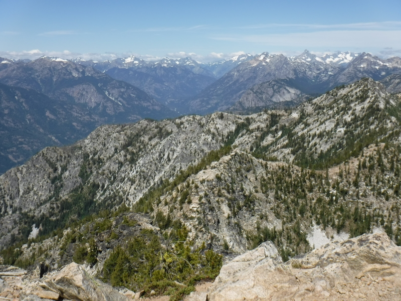 Boulder Butte 2240m