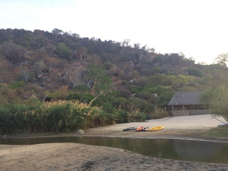 At Kumbali Lake Lodge