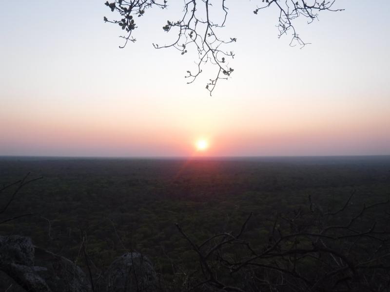 Sunrise in Kasungu