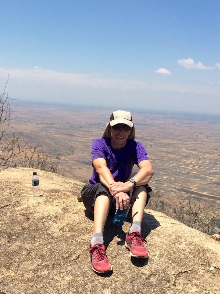 Hike above Kumbali Lake Lodge