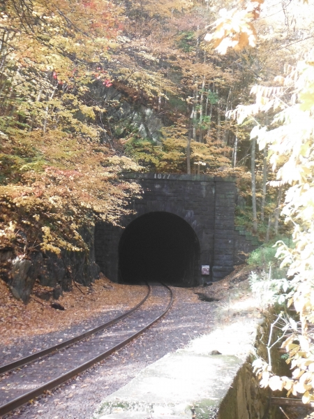 Hoosac Tunnel MA