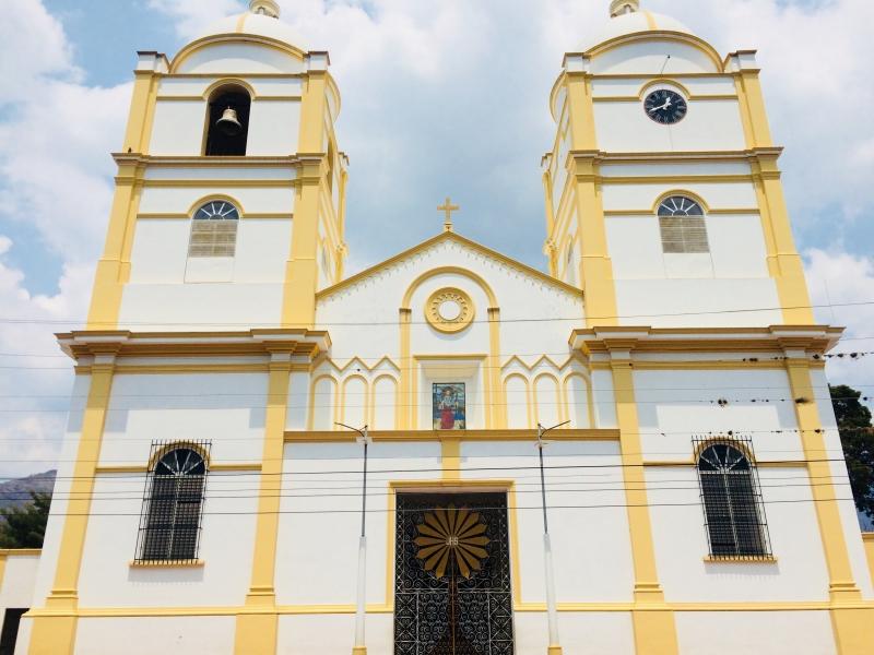Catedral San Juan Bautista Jinotega