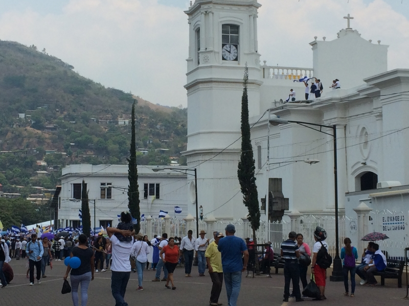 Protests in Matagalpa