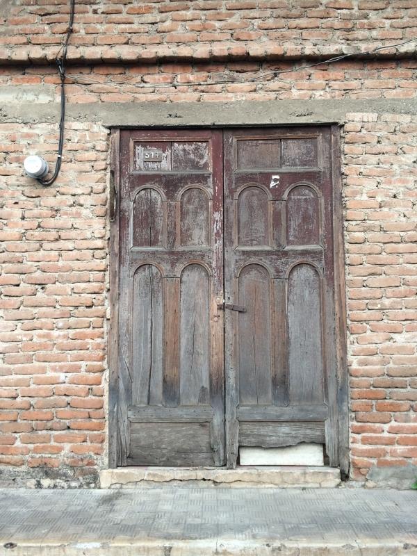Beautiful doors everywhere