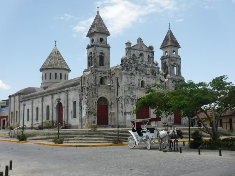Iglesia de Guadelupe Granada