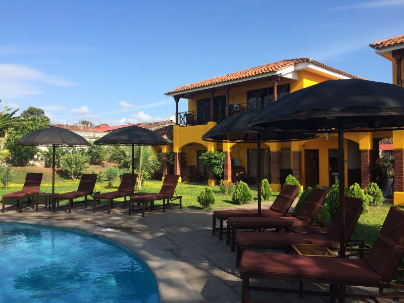 Great Hotel Jardin de Granada