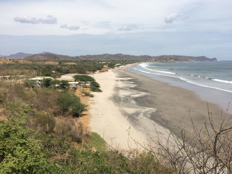 View at Popoyo