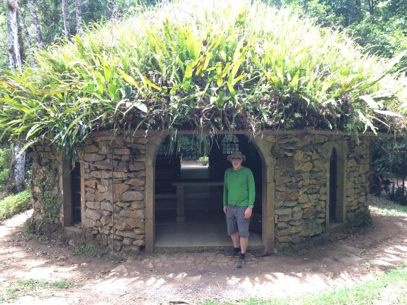 Hiking at Selva Negra