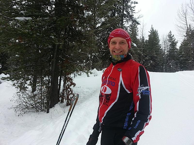 Pat at Nordic
