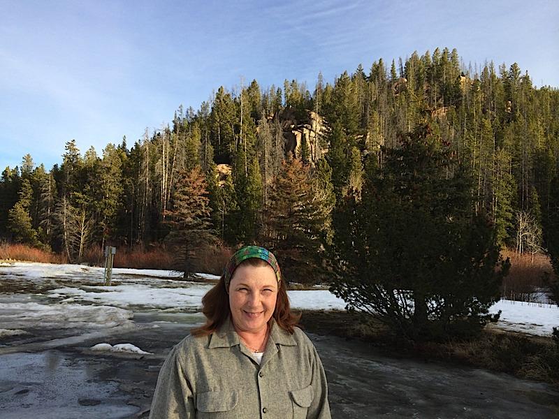 Jean in Montana!