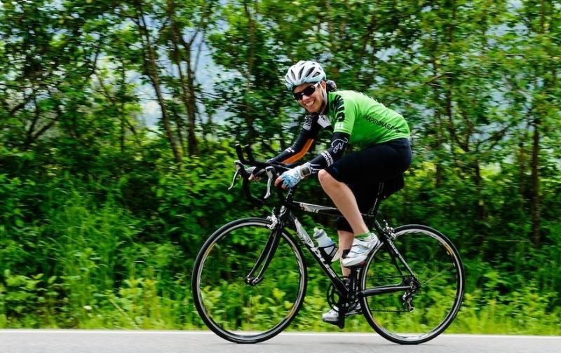 Armstrong Century Ride