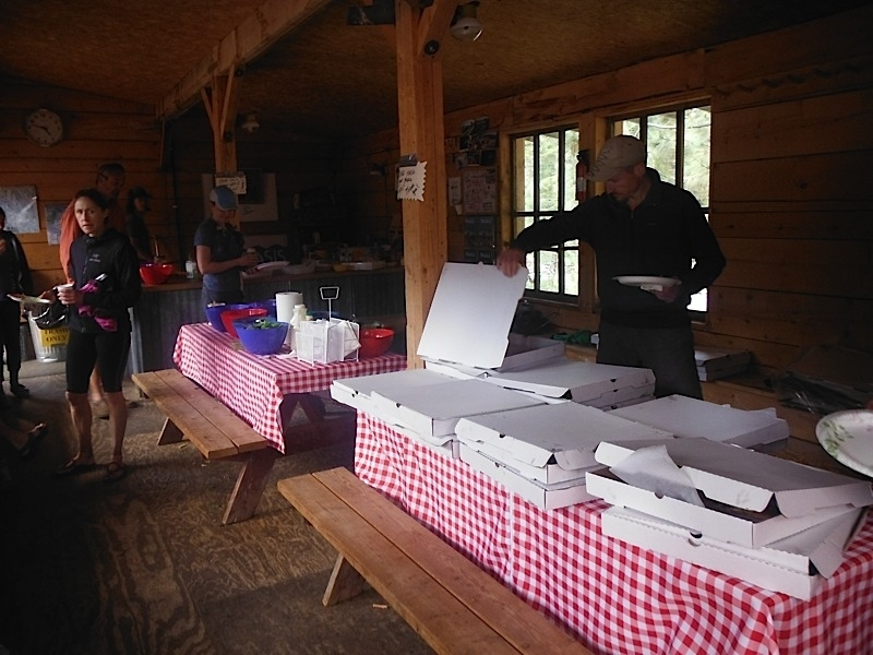 Sun Mountain 50km Food