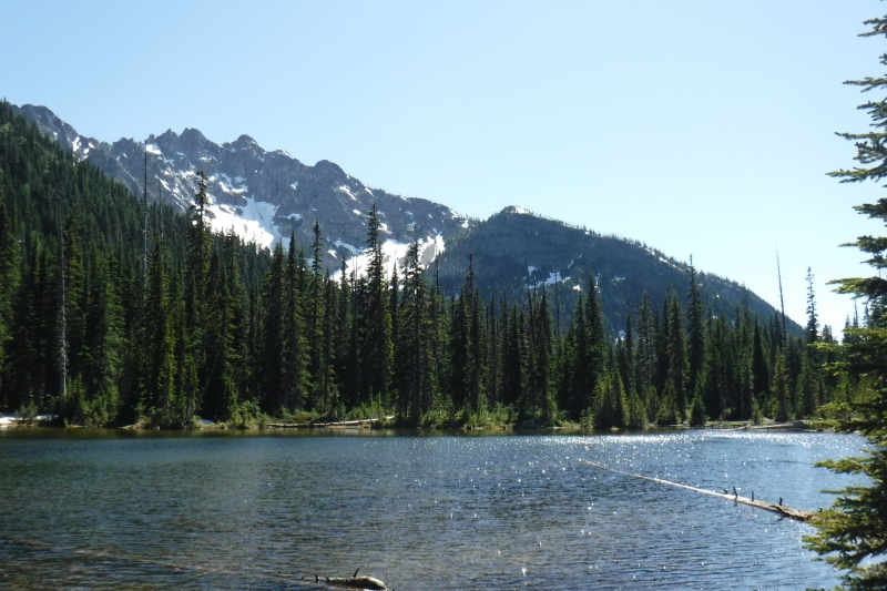 Dagger Lake
