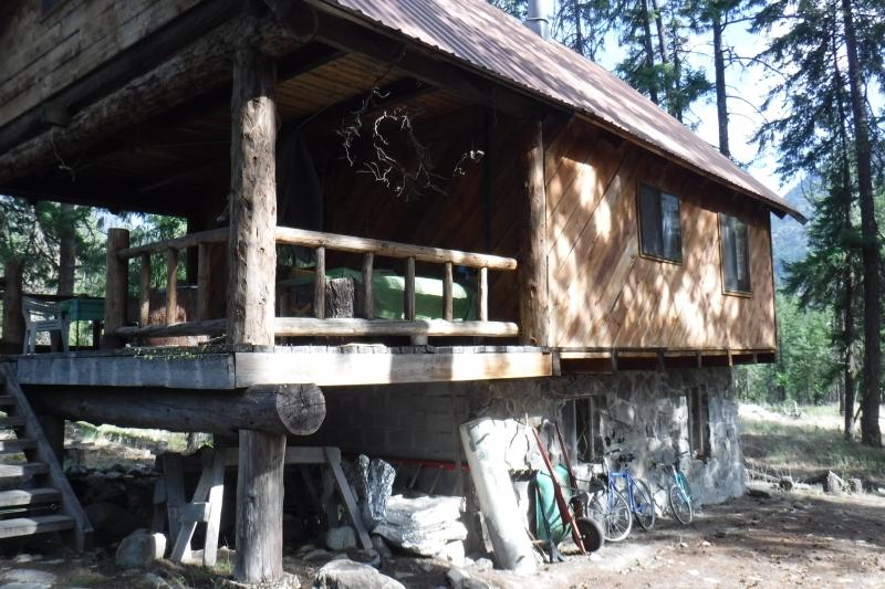 Stehekin Cabin