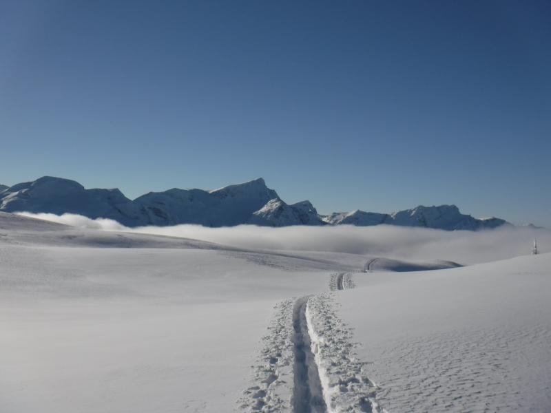 Sol Mountain Skiing Dec 2016