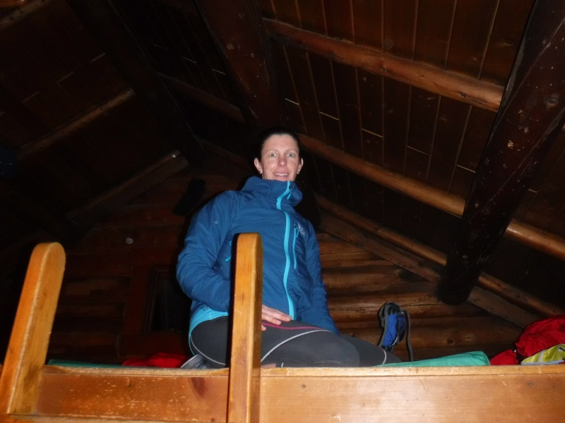 Lake O'Hara hut