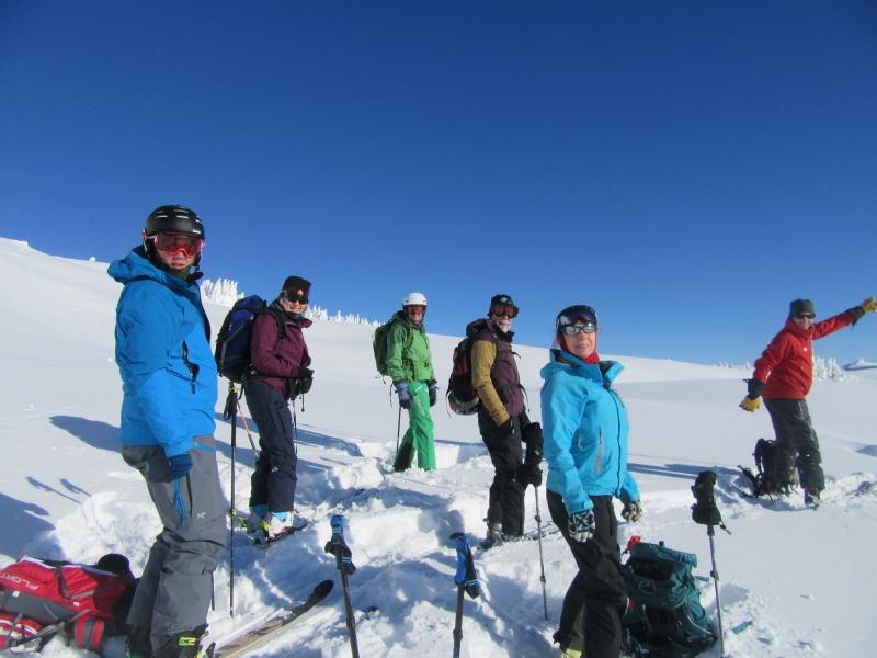 Sol Mountain group