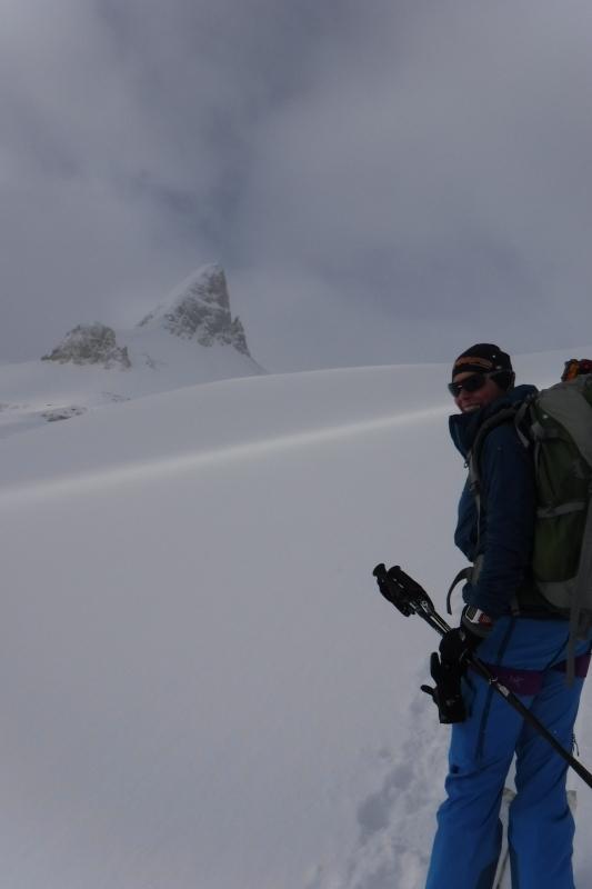 Bow Yoho Traverse - Mt St Nick
