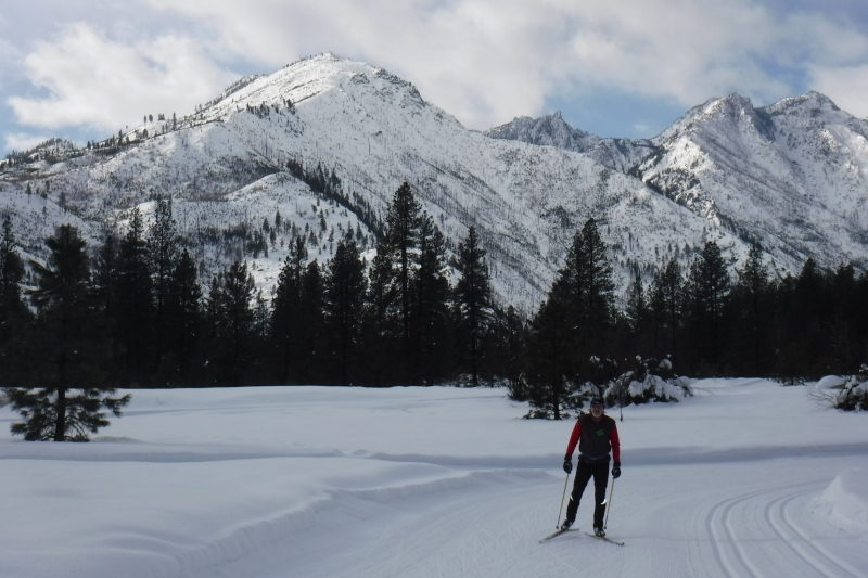 Leavenworth Skate Ski