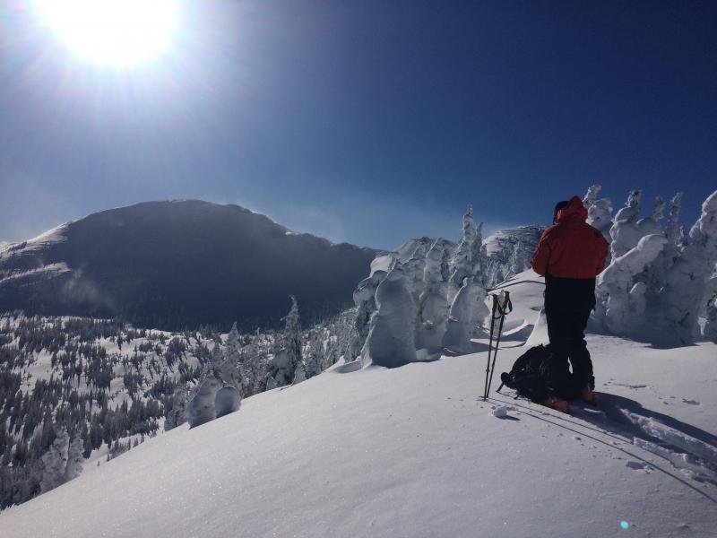 Big White Backcountry