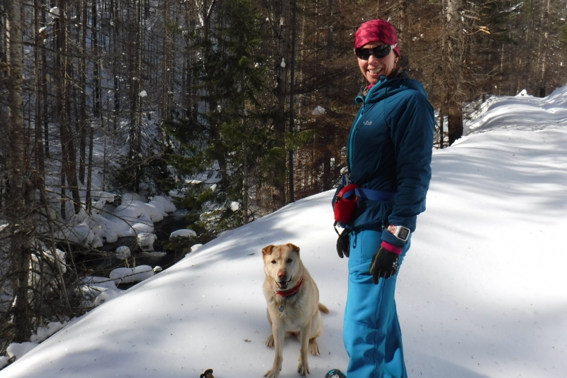 Leavenworth Snowshoe Hike
