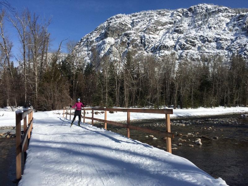 Winthrop xc ski