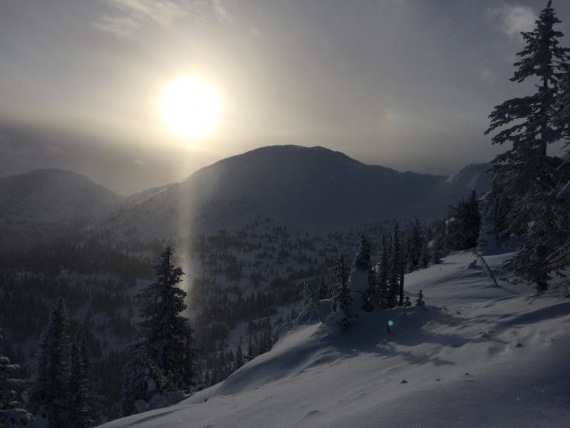 Big White Gem Ridge
