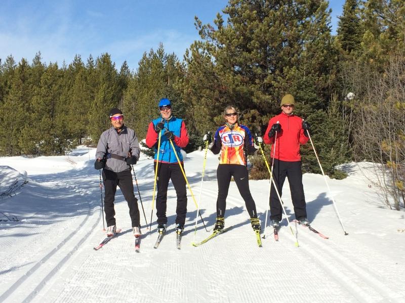 Kelowna Nordic Ski