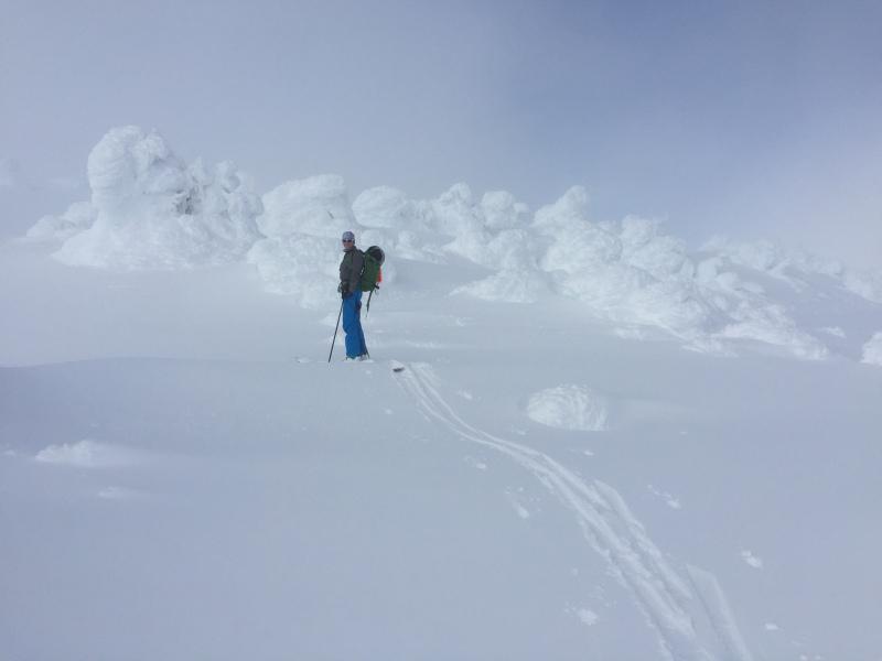 Baldy Ski Tour