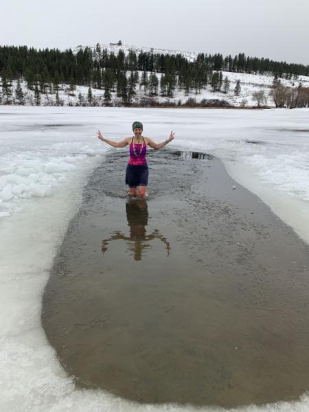 Pearrygin Polar Bear Swim