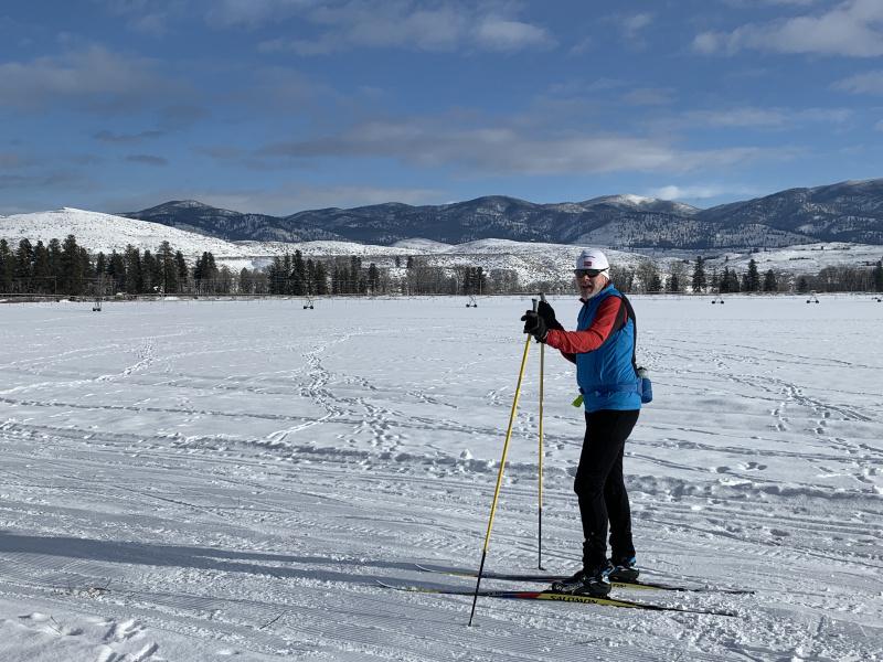 Ski Winthrop December