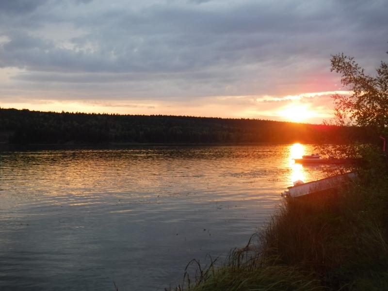 Lac La Hache Prov Park Aug 30