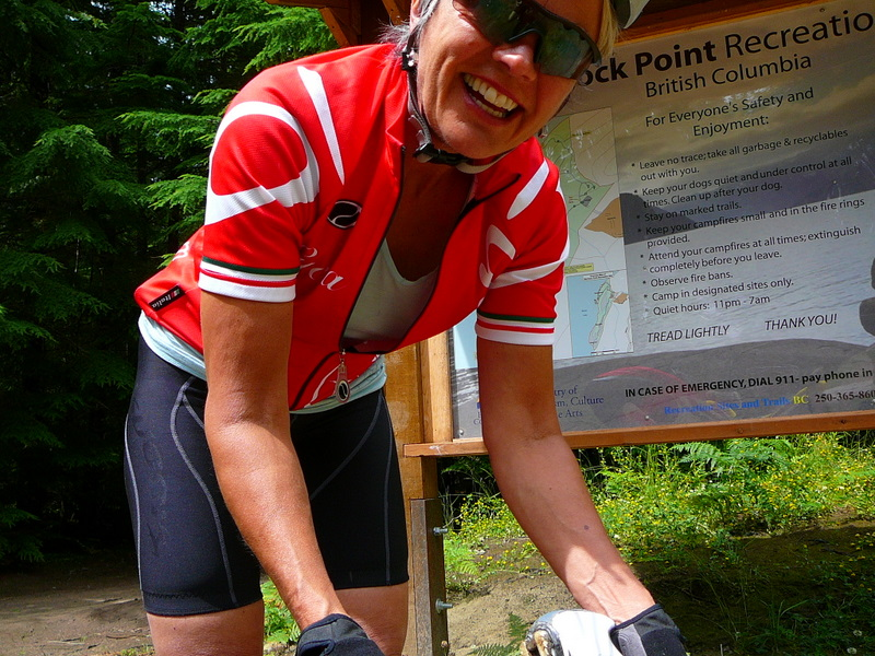 Ride to Bannock Point