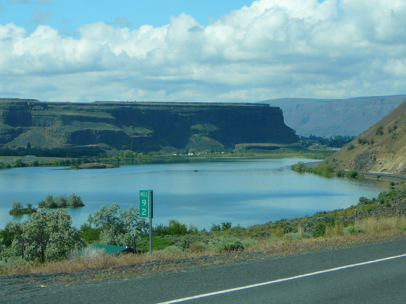 Near Coulee City