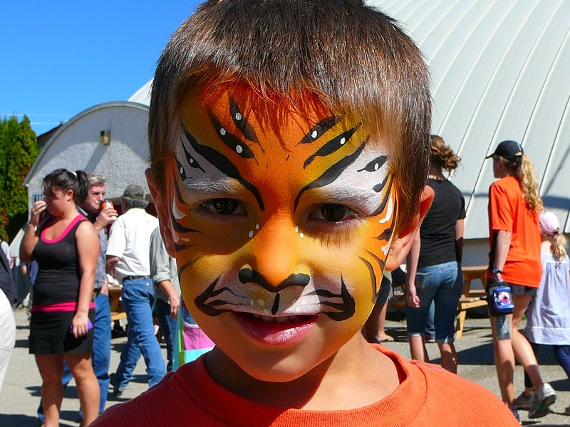A tiger at the IPE 2010