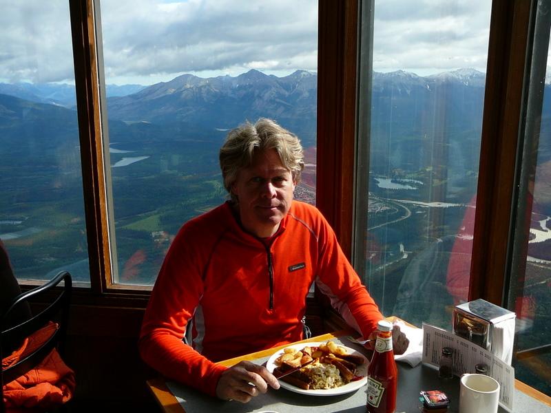 Breakfast at 2277 m