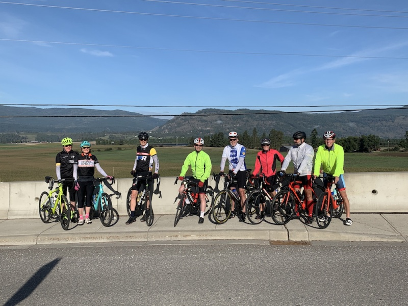 Armstrong Ride - September